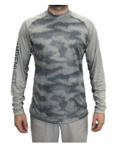 Блуза Fahrenheit SG gray camo