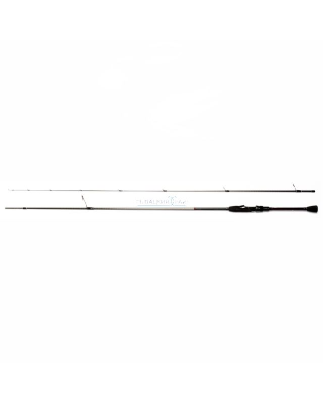 Уд.спиннинговое Zemex Extra S-702XUL 2.13m 0.3-3.5g