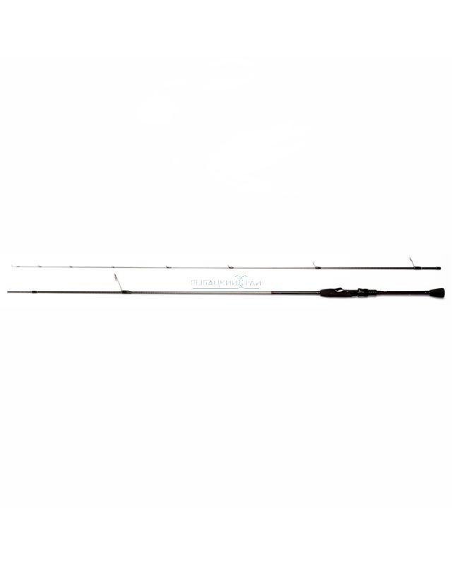 Уд.спиннинговое Zemex Extra S-732UL 2.21m 0.5-5g