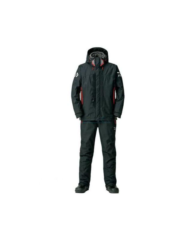 Костюм Daiwa Rain Max Hi-Loft Winter DW-3420 black 2XL