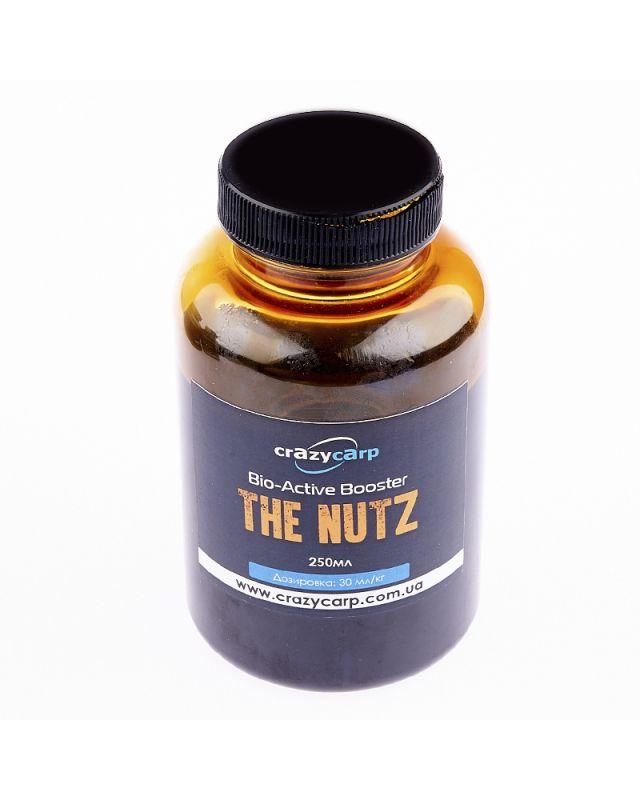 Бустер Crazy Carp Bio-Active the nutz 250ml